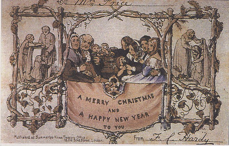 Первые в мире открытки 68
