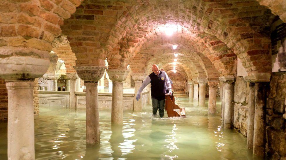 Как спасти Венецию?