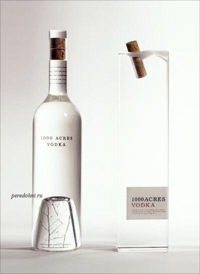 Удивит каждого: подборка самых необычных бутылок для алкоголя