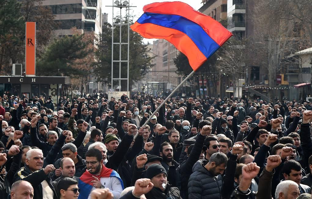 В Ереване готовится новый митинг за отставку Пашиняна