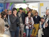 At the Cannes Film Festival presented Ukrainian projects (added photos)