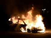 In the Swedish capital continued unrest (added photos)