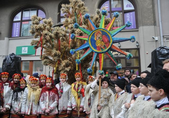 Новый праздник на украине
