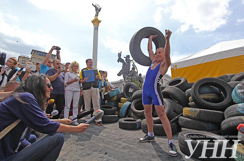 рекорды украины фото