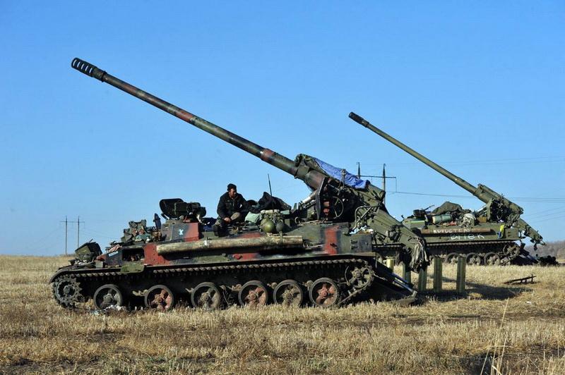 Украинская армия стала одной из самых боеспособных в Европе. Героизм наших воинов - залог победы над врагом, - Турчинов - Цензор.НЕТ 1798