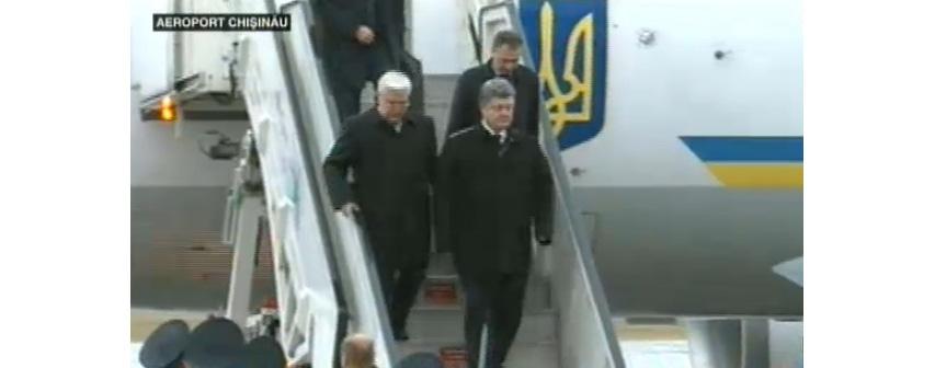 П порошенка у президента молдови