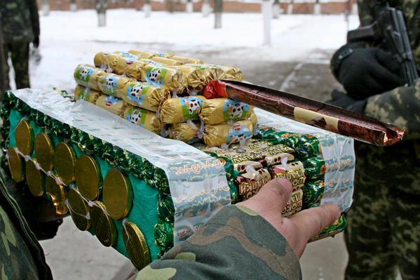 Подарки на военную тематику 10