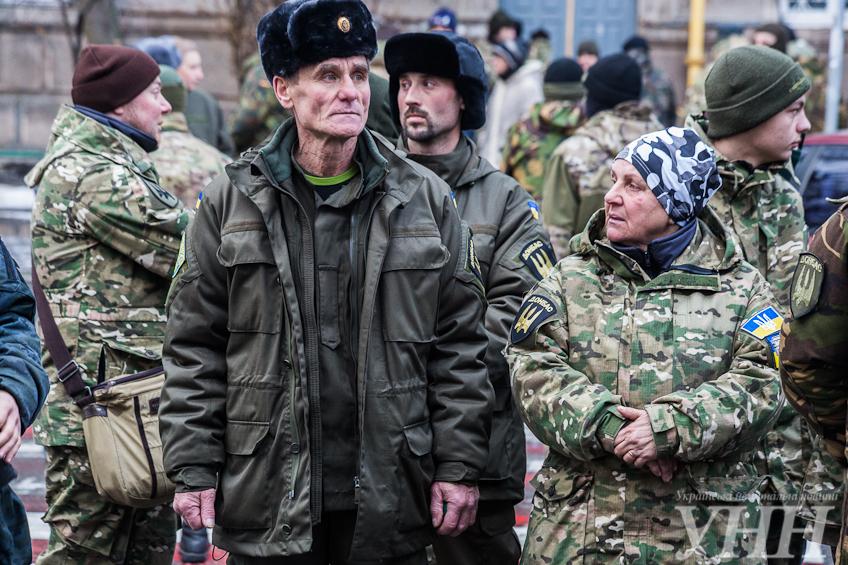 """Батальон """"Донбасс"""" пришел к А.Авакову требовать ротации - фото 24"""