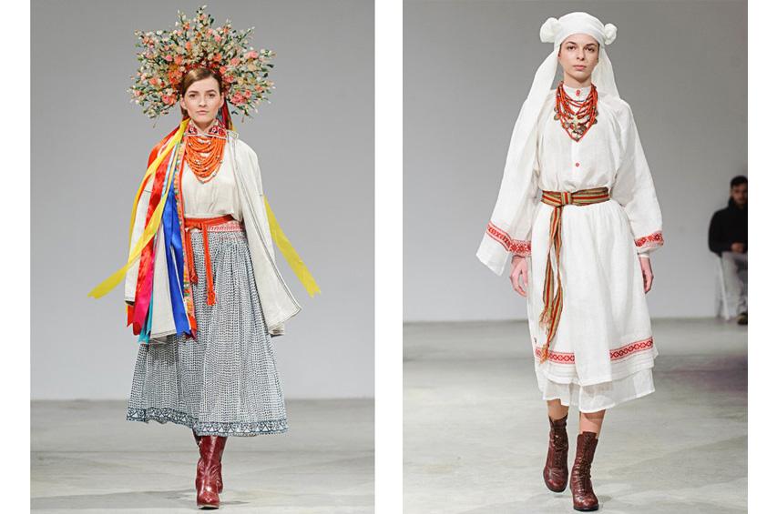 ... На Ukrainian Fashion Week презентували автентичні національні костюми -  фото 12 ... 58fe21d5474ca