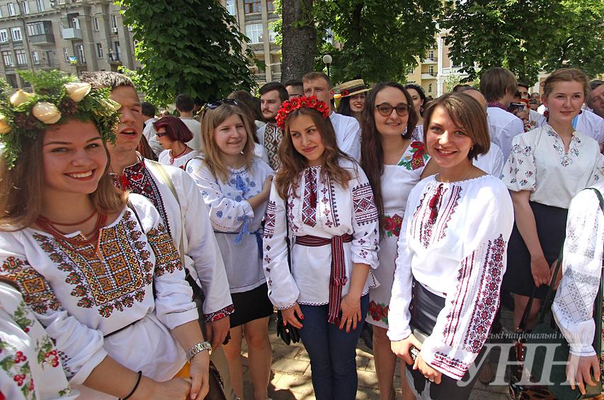 ... У Києві відбувся Мегамарш у вишиванках - фото 20 ... c6f713137b917