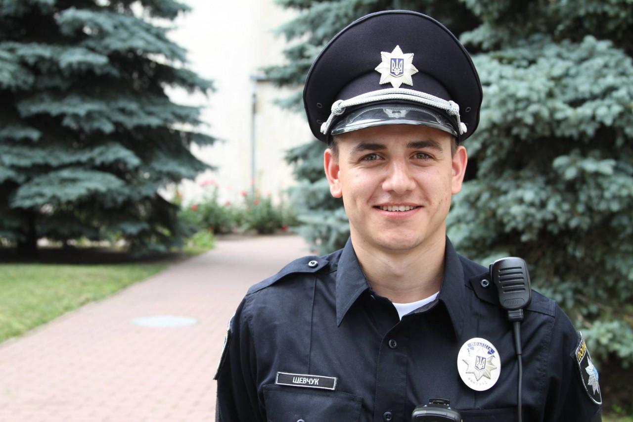 Сделать фото в полицейской форме 1 фотография