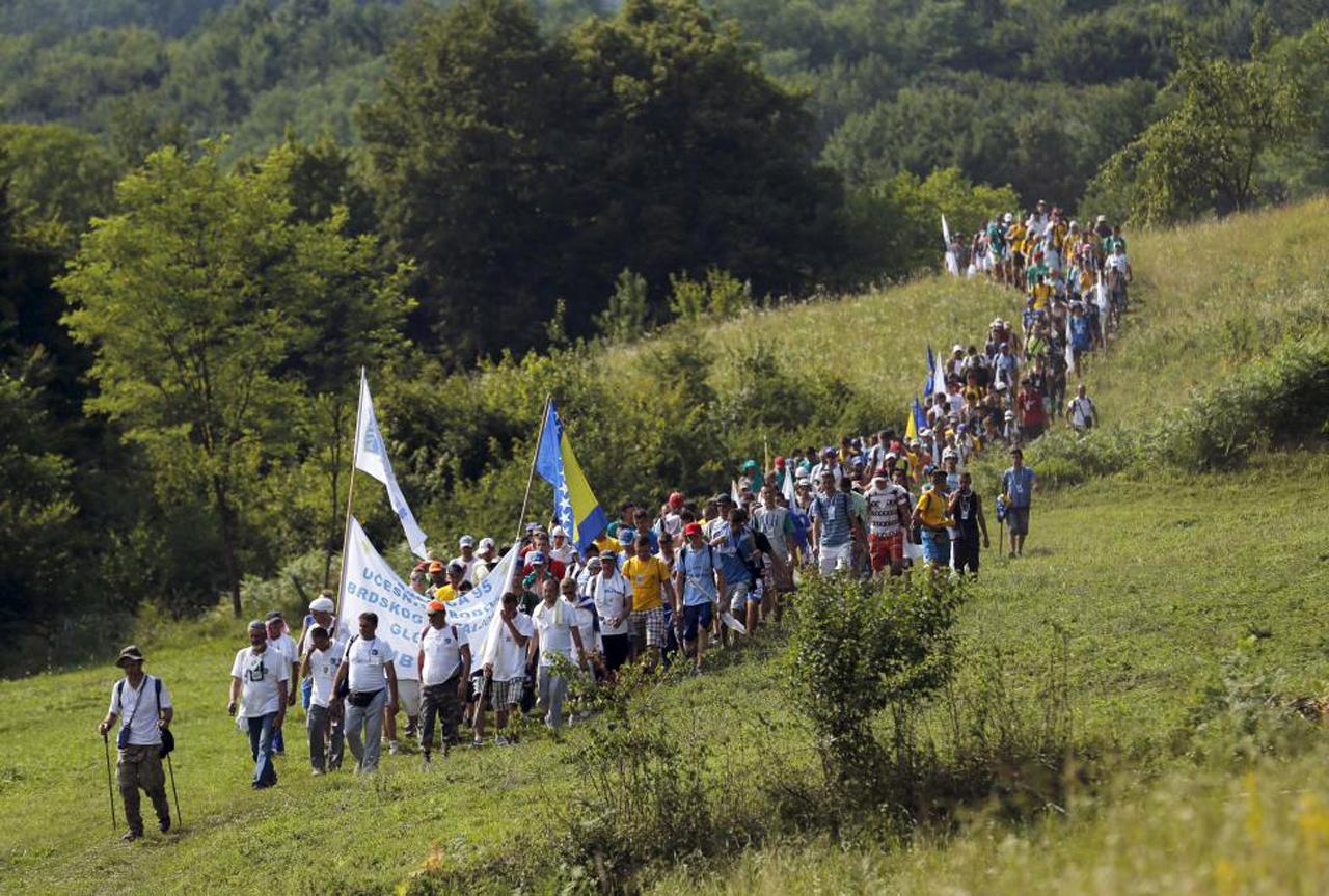 У Боснії та Герцеговині почалося вшанування жертв громадянської війни