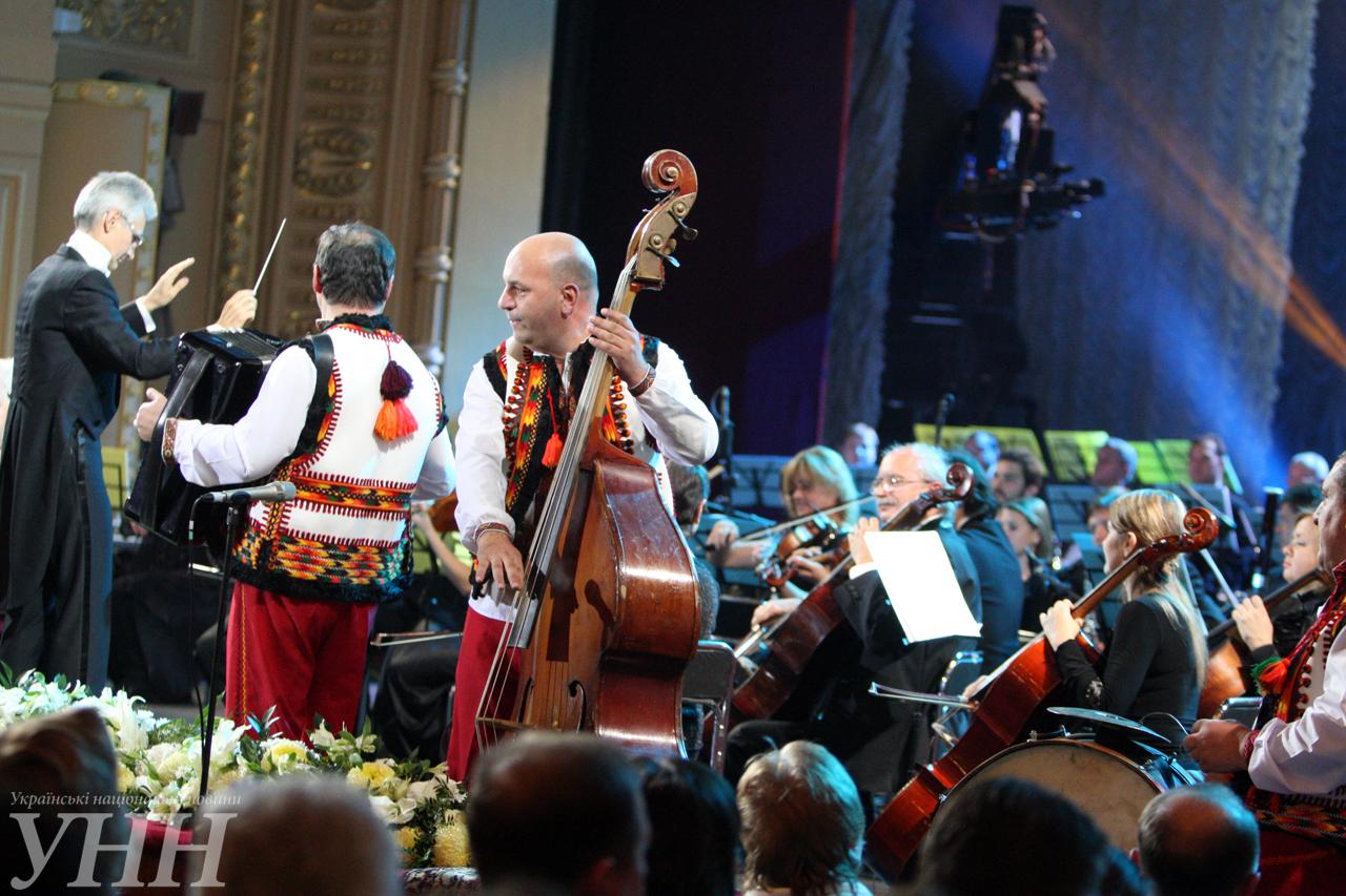 Украина отметила юбилей ООН праздничным концертом - фото 13