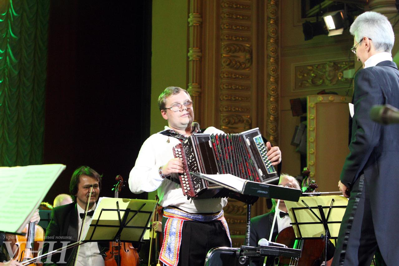 Украина отметила юбилей ООН праздничным концертом - фото 2