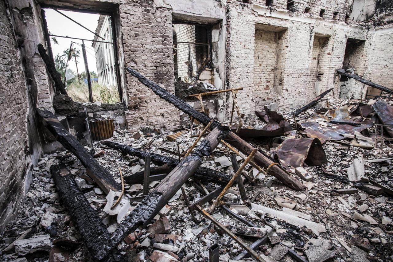 Басурин: ВСУ обстреляли санитарный автомобиль, погибли трое