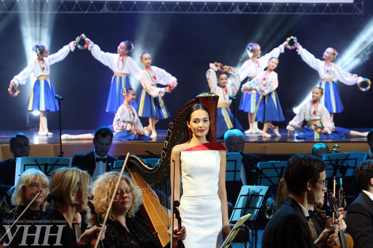Украина отметила юбилей ООН праздничным концертом - фото 9