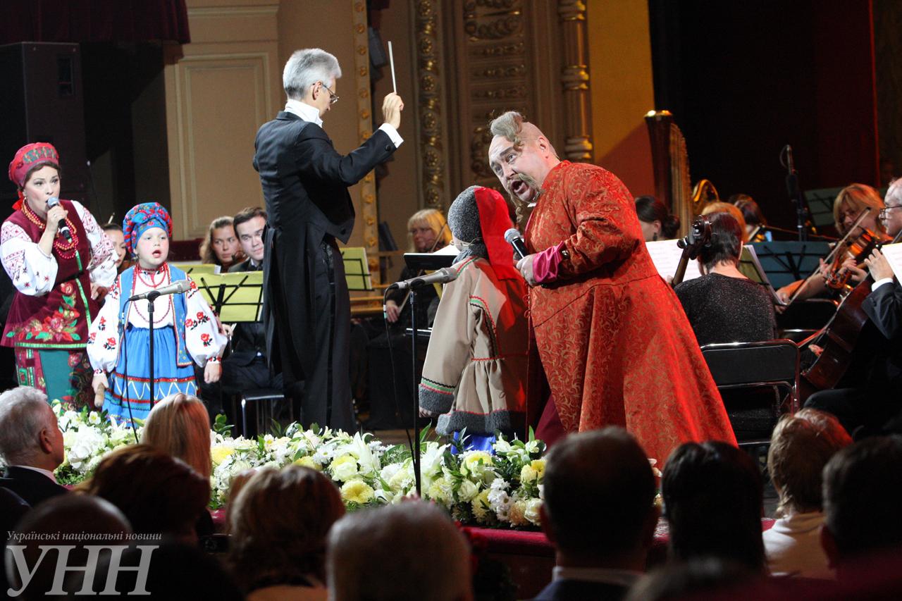 Украина отметила юбилей ООН праздничным концертом - фото 15