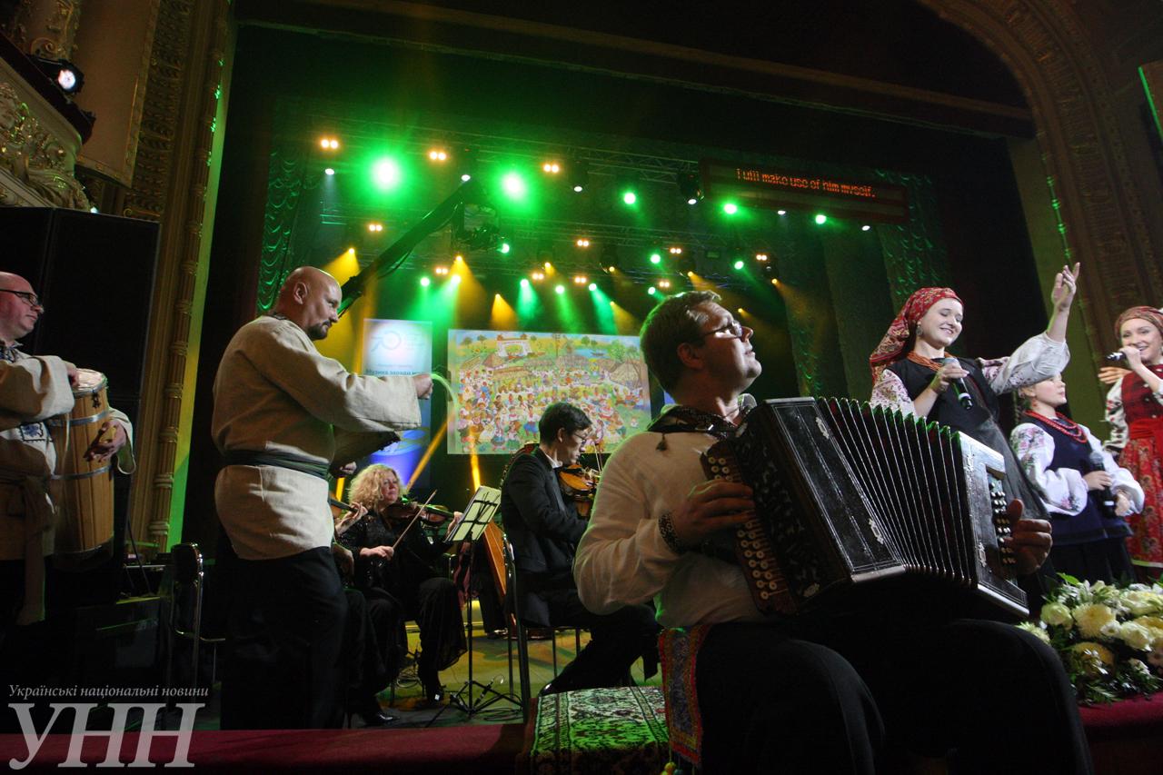 Украина отметила юбилей ООН праздничным концертом - фото 3