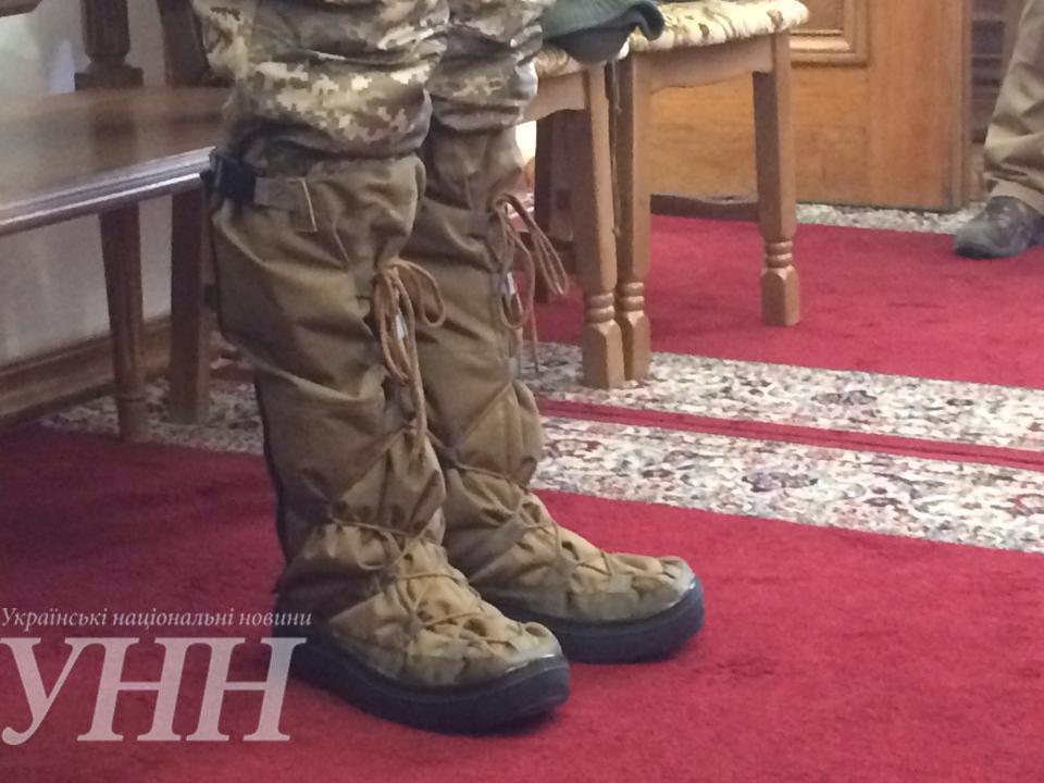 Новую зимнюю одежду для украинских военных испытают в зоне АТО до конца марта - С.Полторак - фото 5