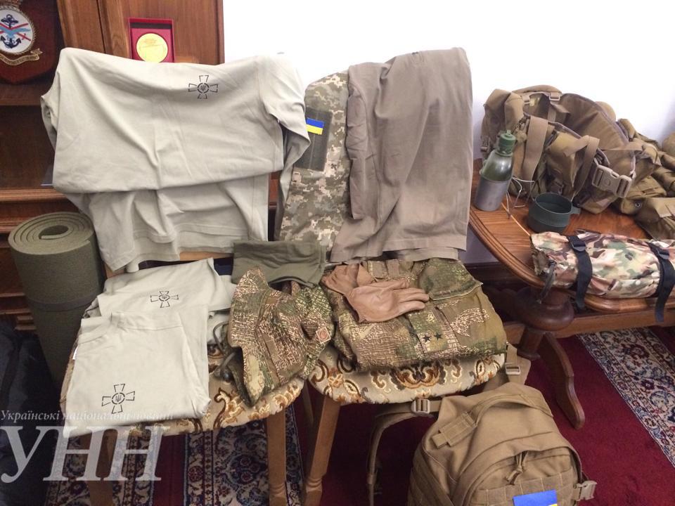 Новую зимнюю одежду для украинских военных испытают в зоне АТО до конца марта - С.Полторак - фото 7