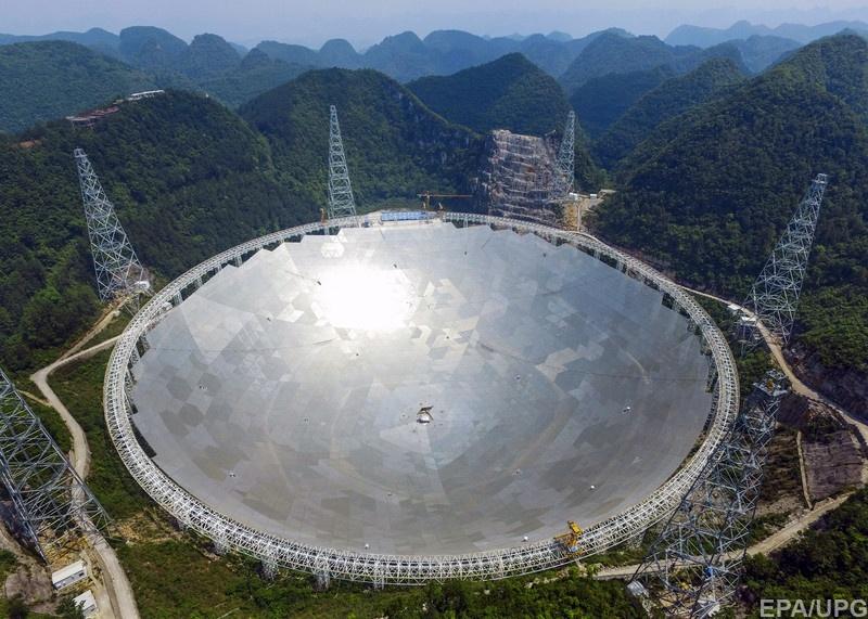 Крупнейший радиотелескоп в мире вскоре запустят в Китае - фото 4