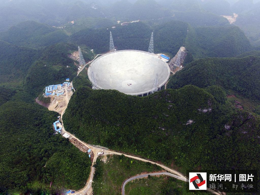 Крупнейший радиотелескоп в мире вскоре запустят в Китае - фото 2
