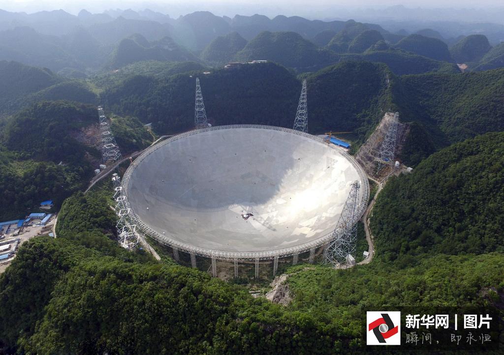 Крупнейший радиотелескоп в мире вскоре запустят в Китае - фото 3