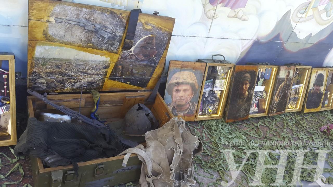 ВКиеве почтили память погибших вИловайском «котле»