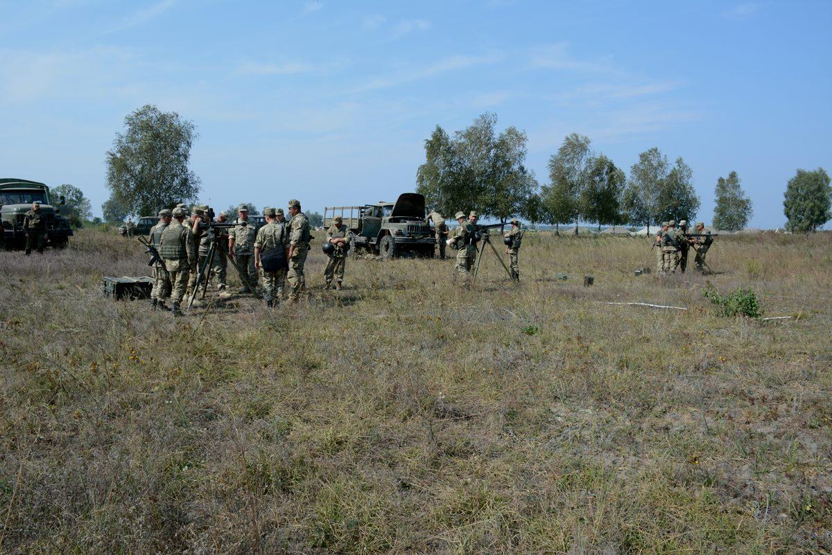 В.Муженко відвідав збори резервістів - фото 11