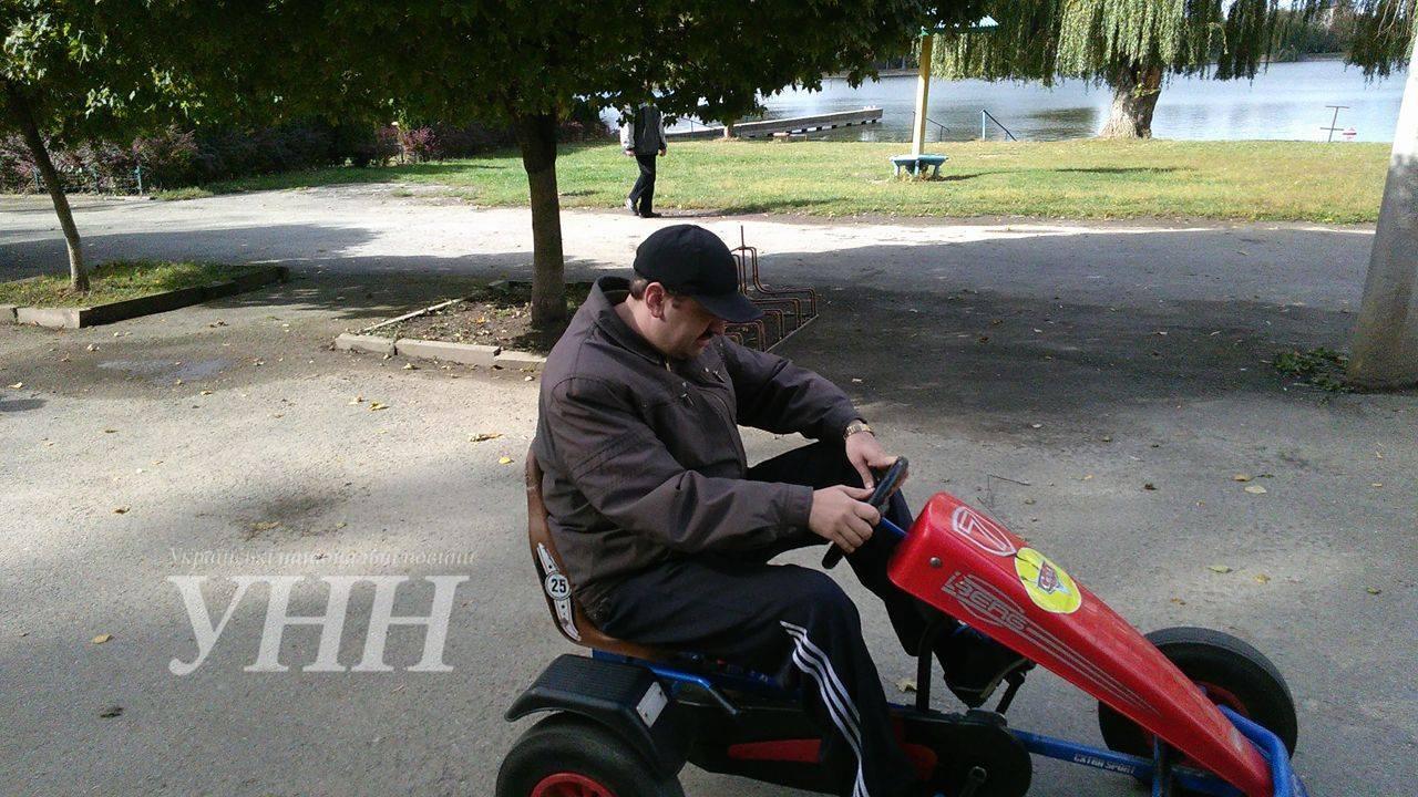 Люди з обмеженими можливостями змагались на перегонах в Івано-Франківську - фото 7