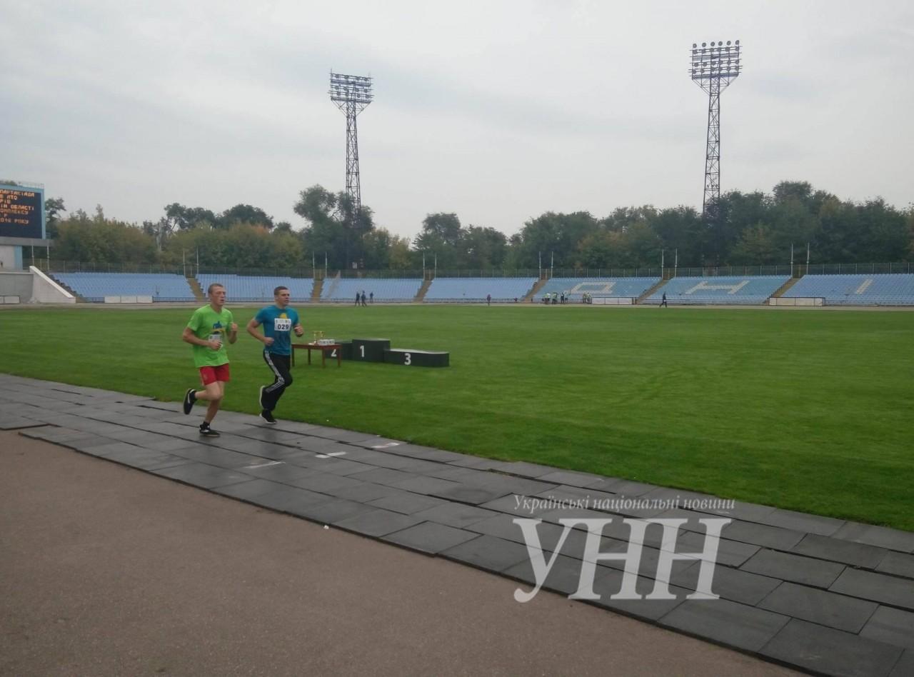 Перша в Україні відкрита спартакіада серед бійців АТО та волонтерів стартувала у Дніпрі - фото 2