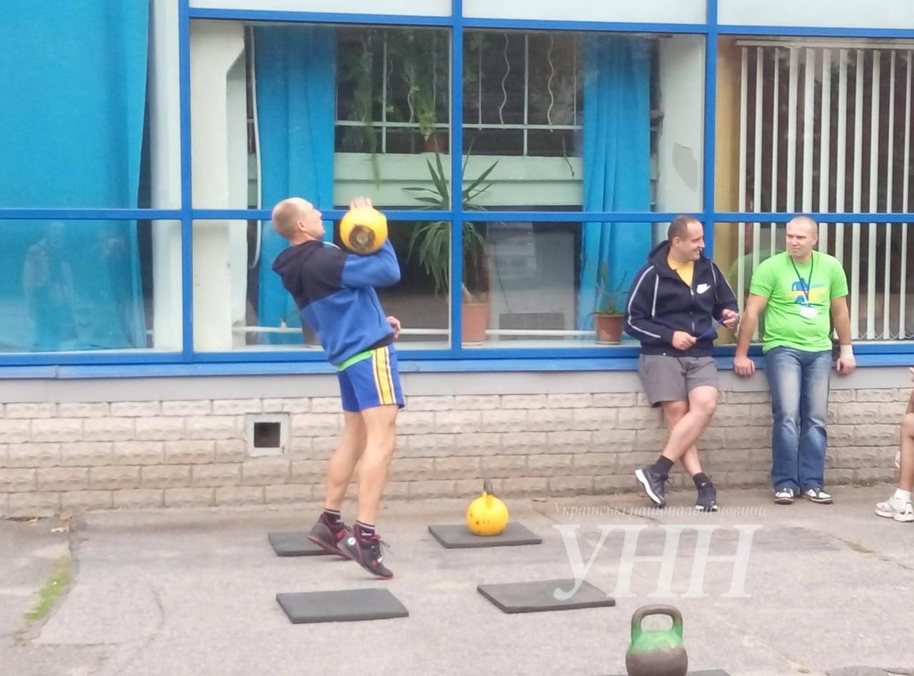 Перша в Україні відкрита спартакіада серед бійців АТО та волонтерів стартувала у Дніпрі - фото 1