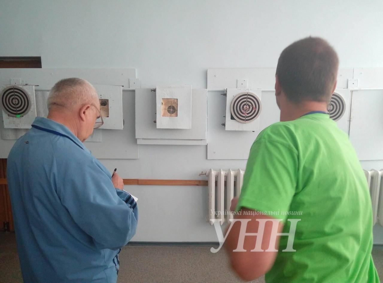 Перша в Україні відкрита спартакіада серед бійців АТО та волонтерів стартувала у Дніпрі - фото 4