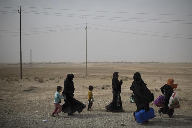 Армия Ирака выбила ИГИЛ изквартала навостоке Мосула
