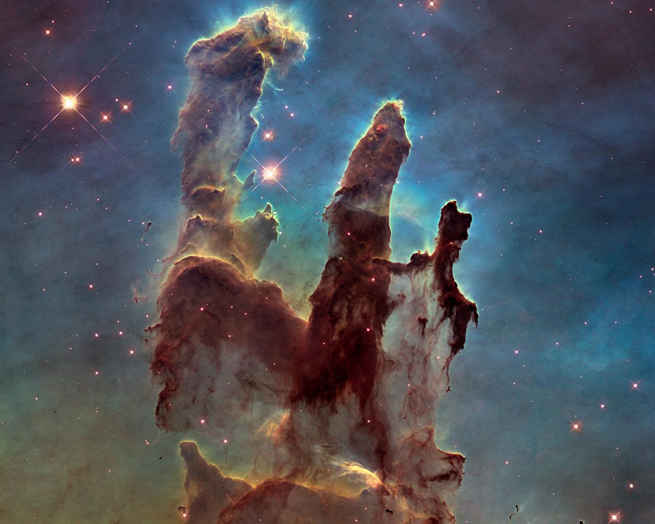 Лучшие космические фото года