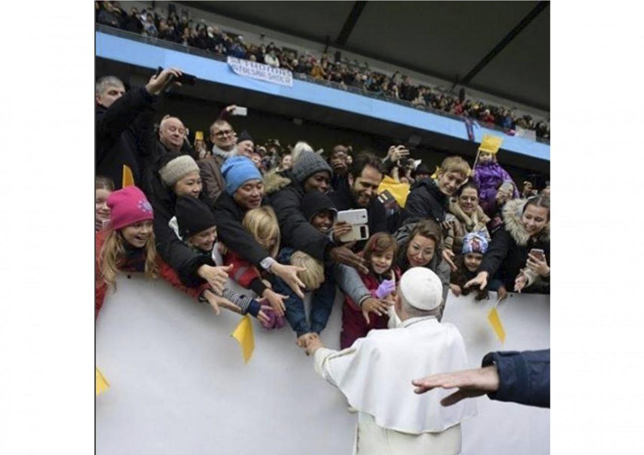 Сегодня Папе Римскому Франциску исполняется 80 лет - фото 20