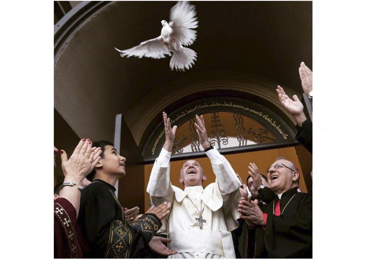Сегодня Папе Римскому Франциску исполняется 80 лет - фото 13