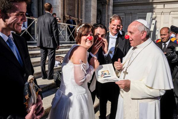 Сегодня Папе Римскому Франциску исполняется 80 лет - фото 29