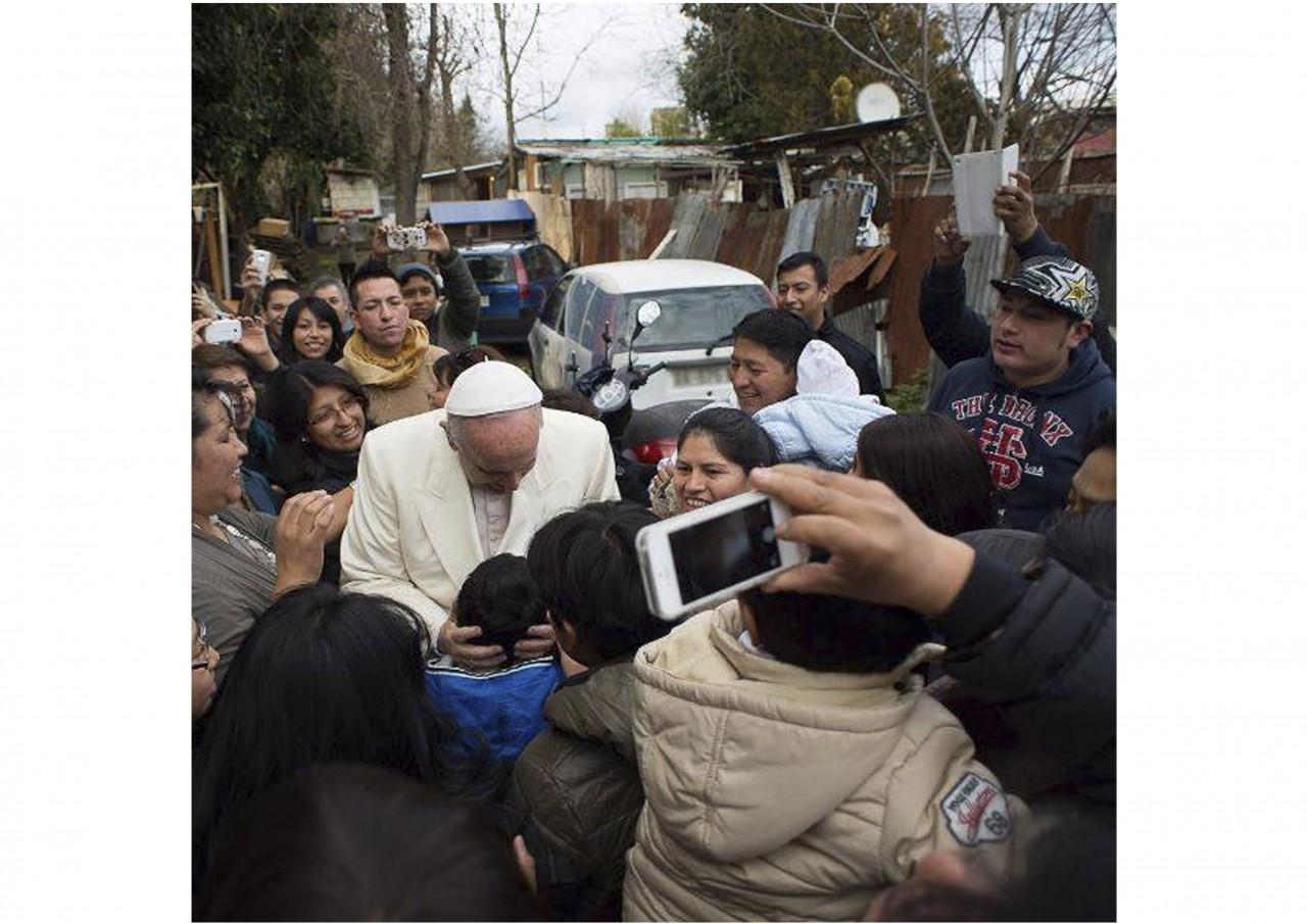 Сегодня Папе Римскому Франциску исполняется 80 лет - фото 21