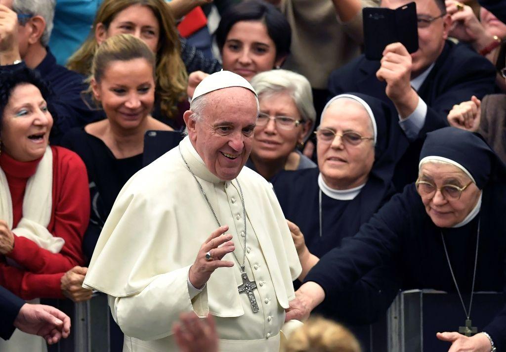 Сегодня Папе Римскому Франциску исполняется 80 лет - фото 3