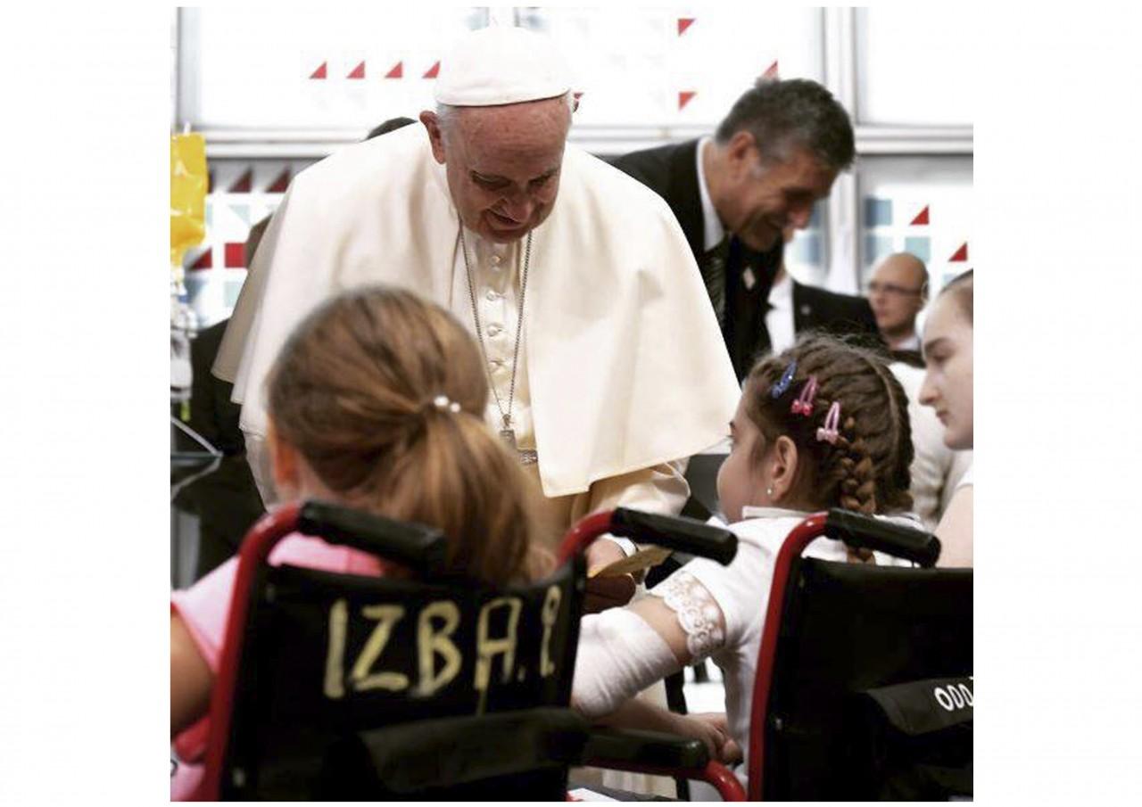 Сегодня Папе Римскому Франциску исполняется 80 лет - фото 22
