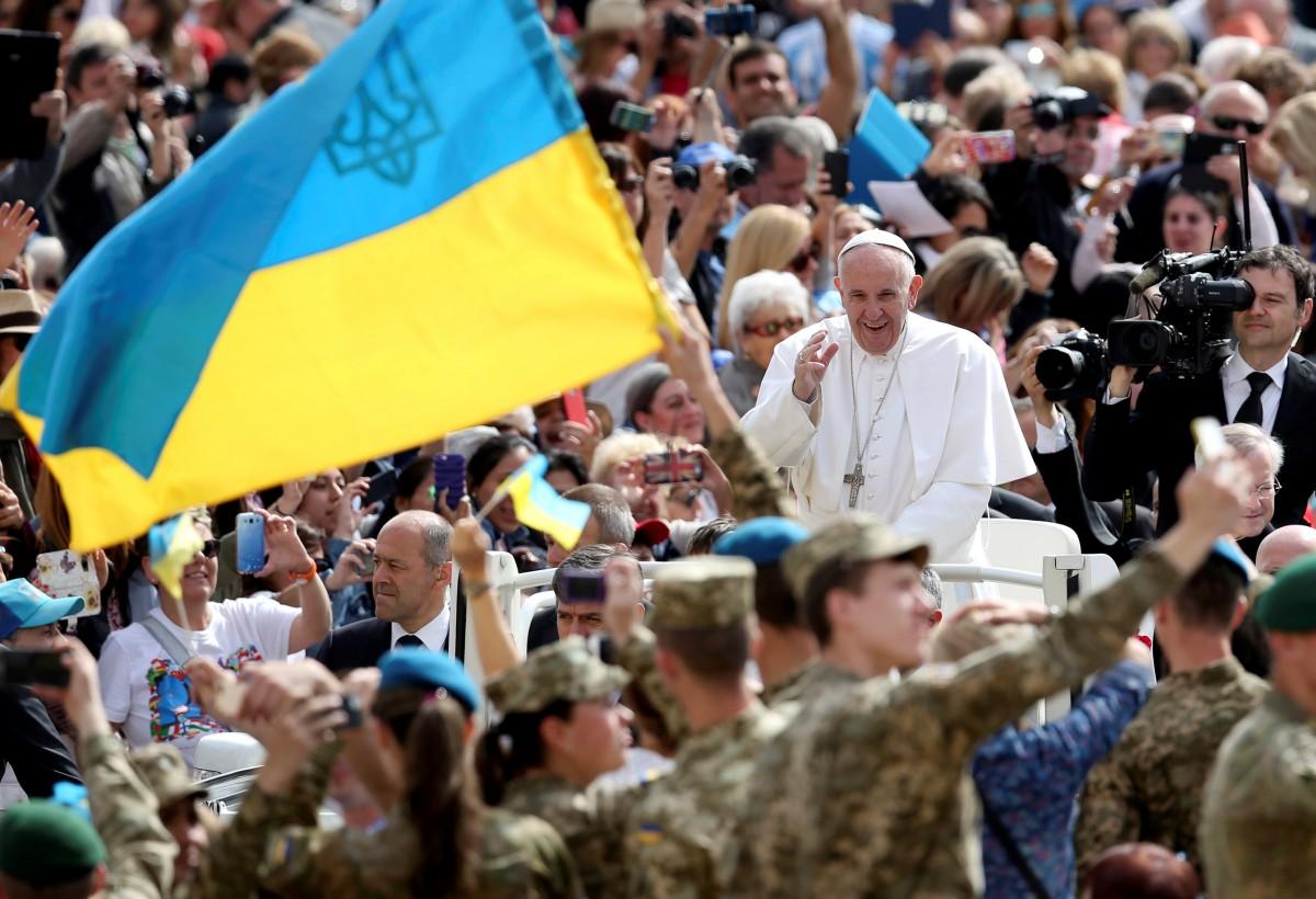 Сегодня Папе Римскому Франциску исполняется 80 лет - фото 27