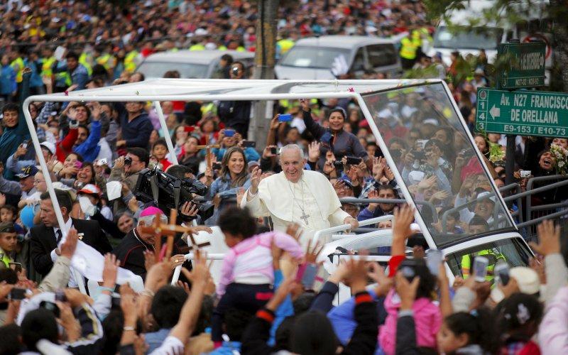 Сегодня Папе Римскому Франциску исполняется 80 лет - фото 28