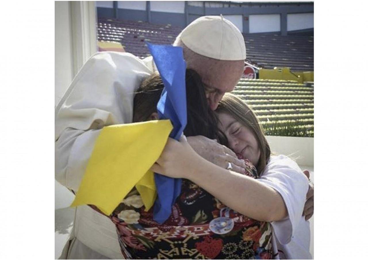 Сегодня Папе Римскому Франциску исполняется 80 лет - фото 14
