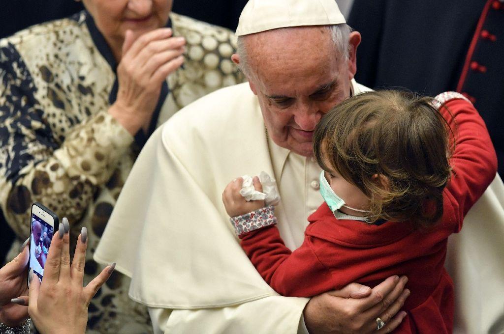 Сегодня Папе Римскому Франциску исполняется 80 лет - фото 4