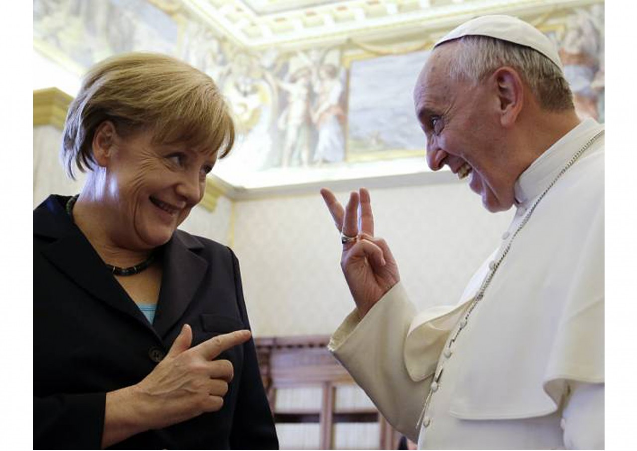 Сегодня Папе Римскому Франциску исполняется 80 лет - фото 24
