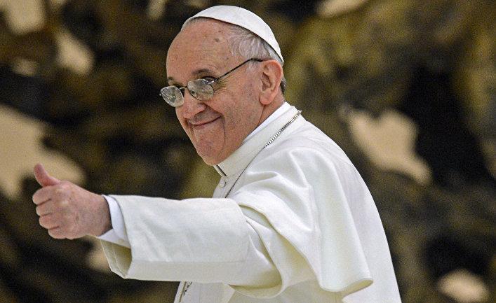 Сегодня Папе Римскому Франциску исполняется 80 лет - фото 25