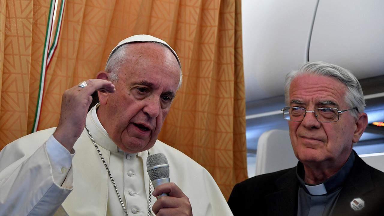 Сегодня Папе Римскому Франциску исполняется 80 лет - фото 5