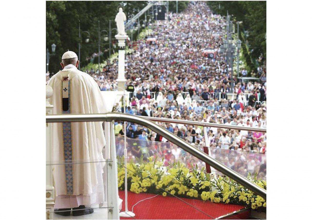 Сегодня Папе Римскому Франциску исполняется 80 лет - фото 11