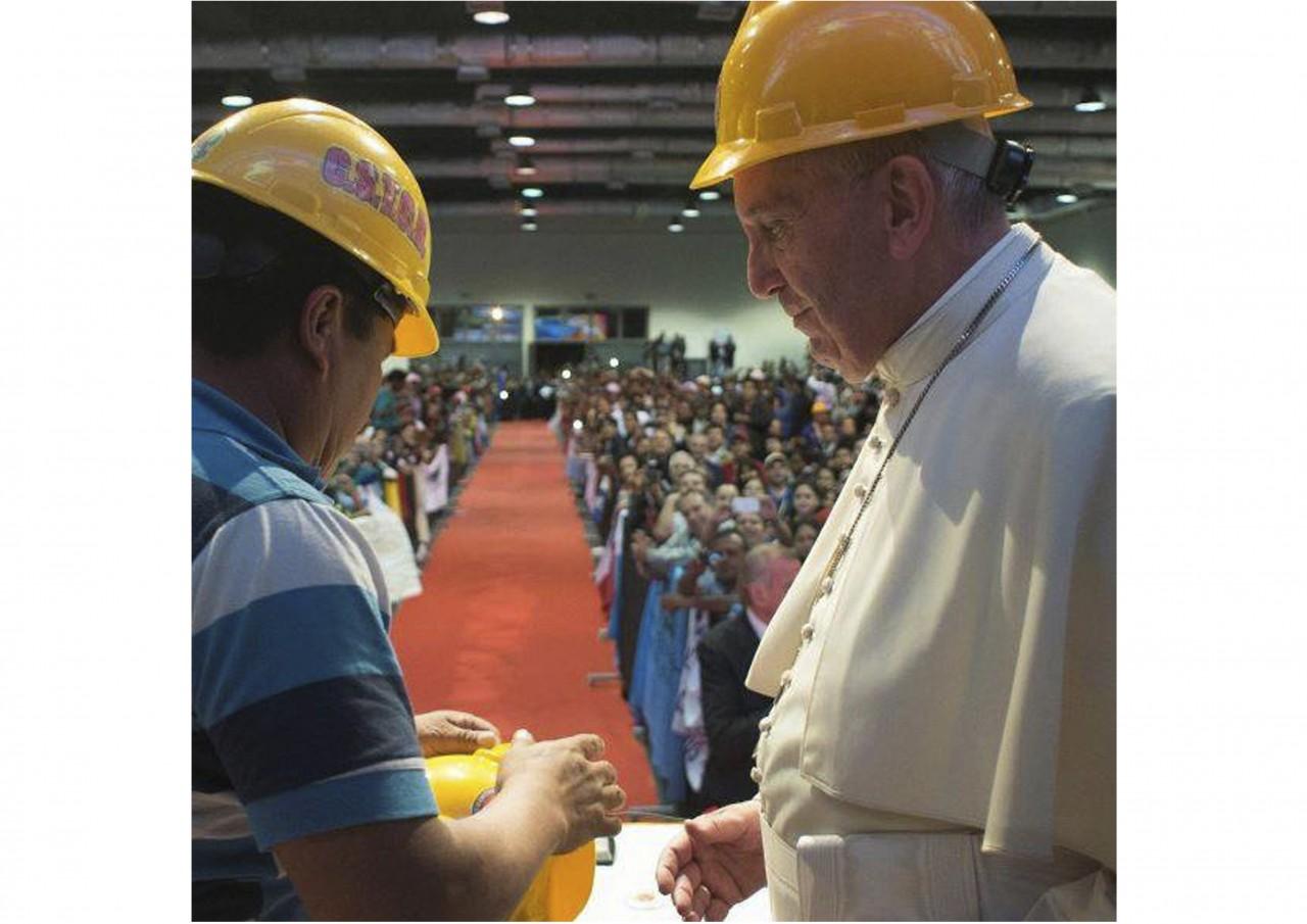Сегодня Папе Римскому Франциску исполняется 80 лет - фото 9
